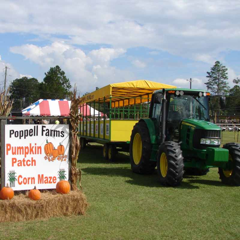Attractions - Poppell Farms